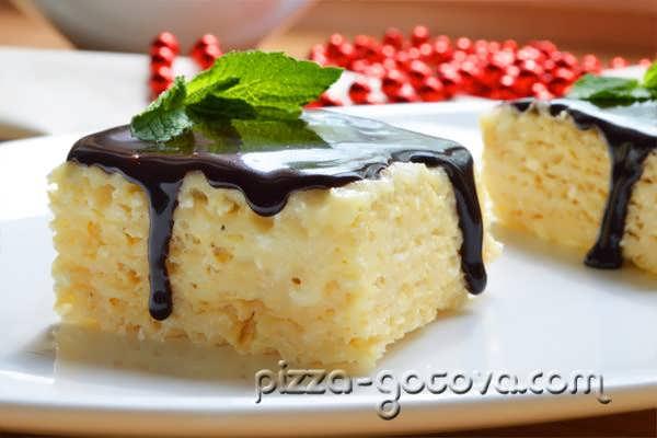 Как сделать шоколадную глазурь для торта