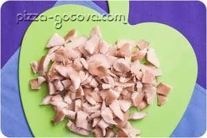 Нарезать грибы вешенки