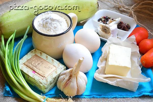 Pirog iz kabachkov i syra (2)
