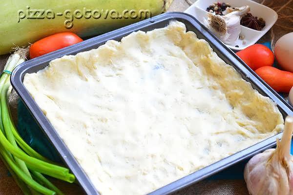 Pirog iz kabachkov i syra (7)
