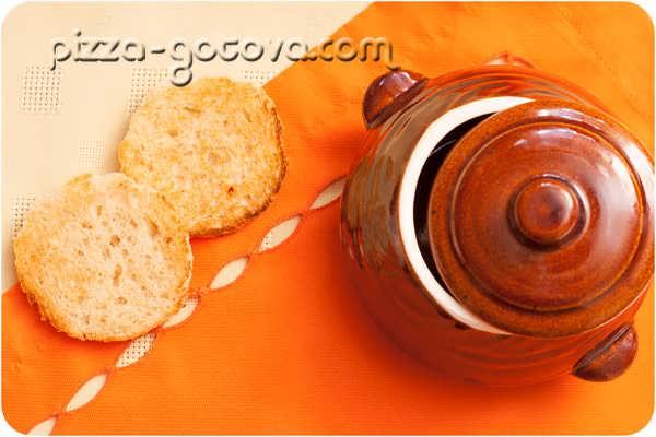 Подсушиваем хлеб в тостере