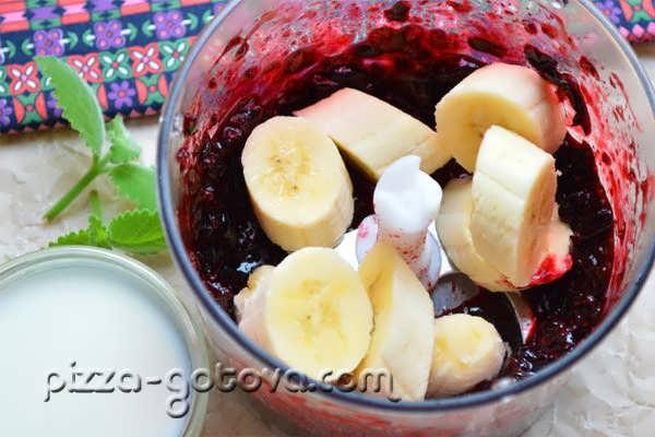 bananovyy smuzi v blendere (5)