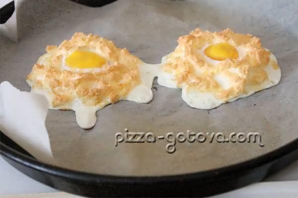 жарим яйца