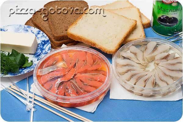 kanape s seledkoy (1)