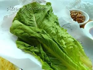 Салатные листья Ромэн