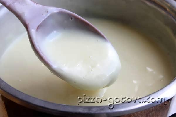 крем для торта наполеон рецепт с фото