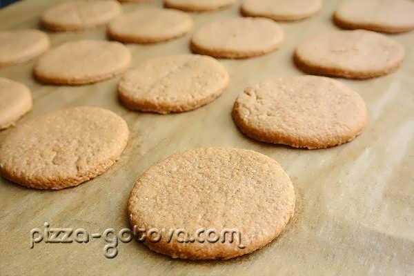 овсяное печенье с фото