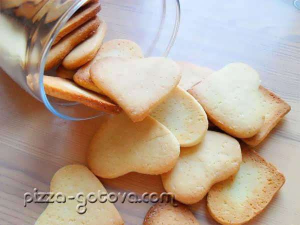 Самые простые печеньки рецепт