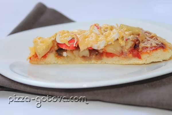 Рецепт бутербродов с колбасой хлебом сыром помидором в духовке