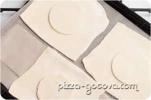 размораживаем листовое тесто