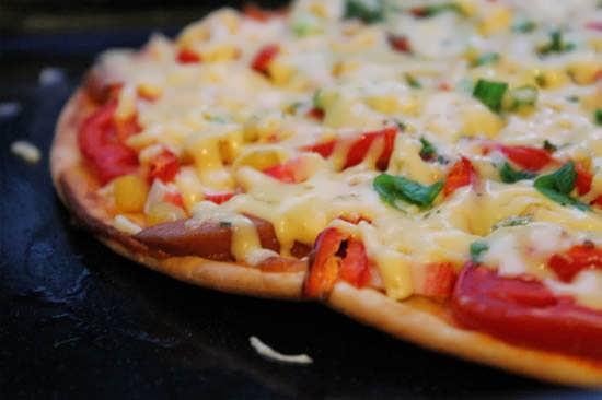 рецепт приготовления пиццы быстрой