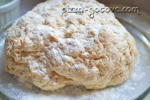 рецепт бездрожжевого хлеба фото