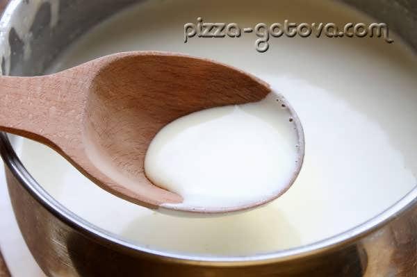 рецепт крема для торта наполеон с фото