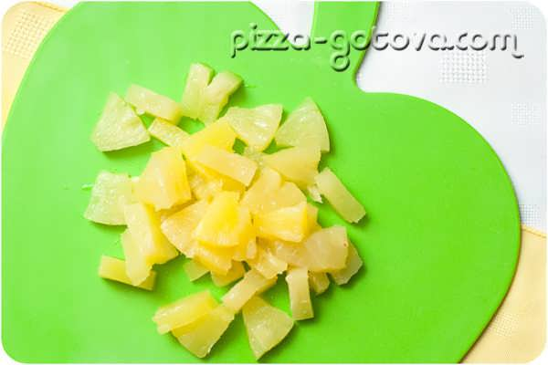режим консервированный ананас