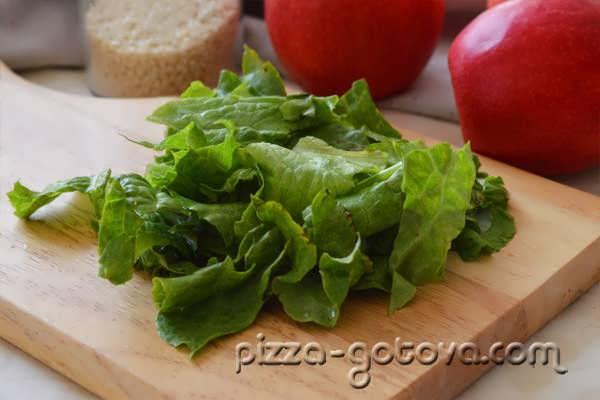salat iz seldereya s yablokom (4)