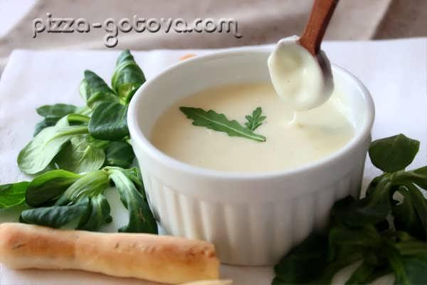 Как приготовить соус бешамель