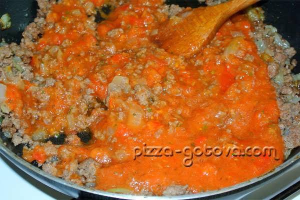 фарш для спагетти