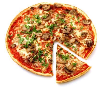 Тесто для пиццы за 10 минут
