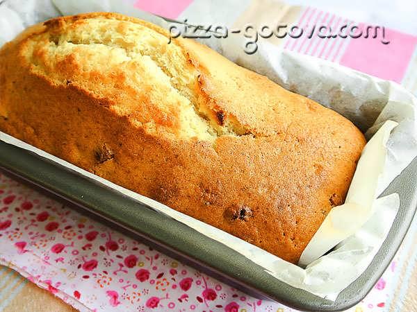 творожный кекс рецепт с фото